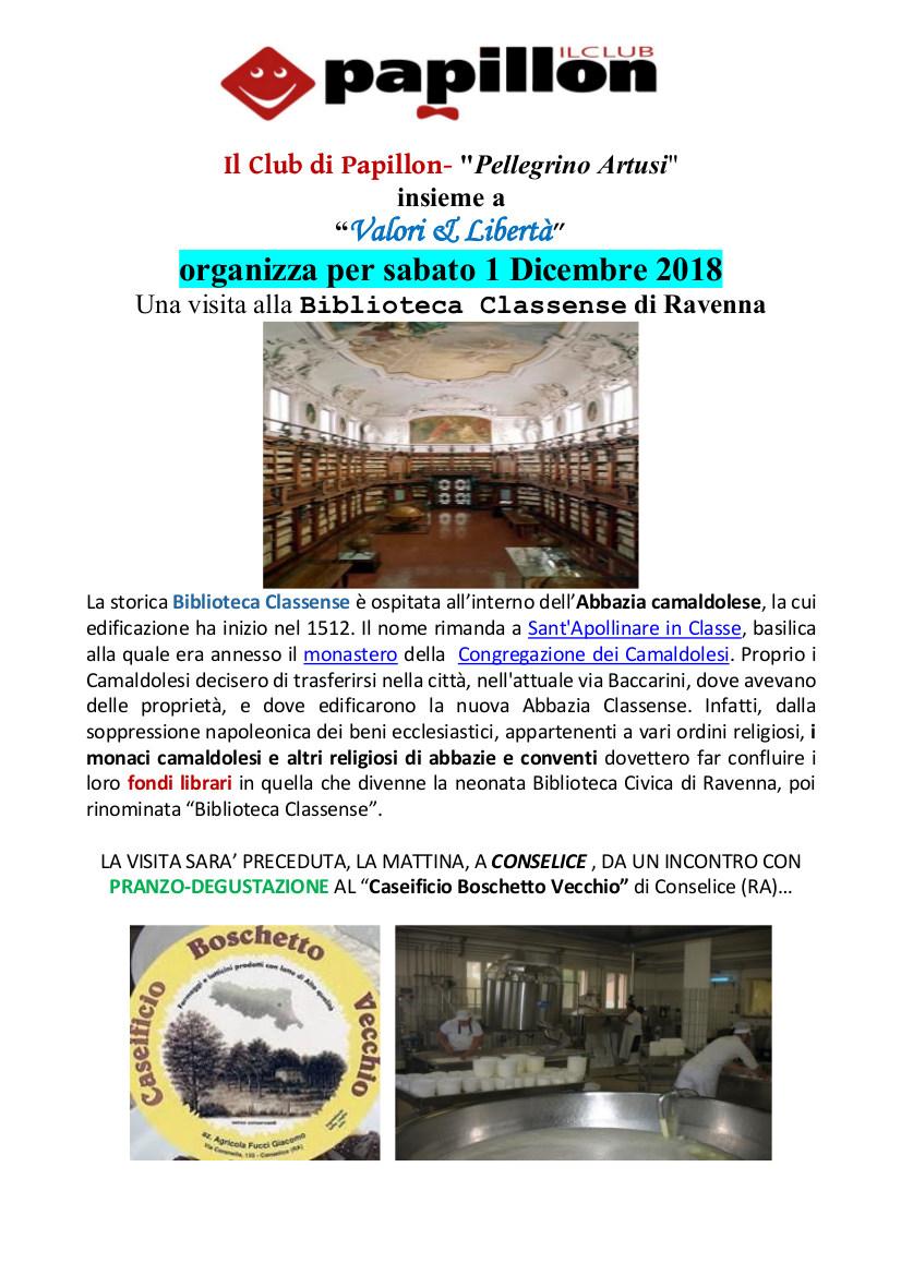Biblioteca Classense e Caseificio BOSCHETTO Vecchio 1 DICEMBRE 2018.jpg